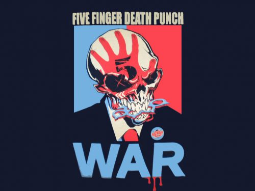 Serbagunamarine Five Finger Death Punch Logo Html