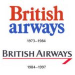 Shape And Colors The British Airways Logo