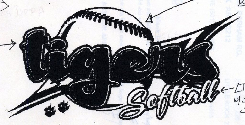Something Similar The Tigers Font Sorry For Cruddy Sample