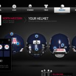Sports Teambuilder Helmet Editor Screenshot