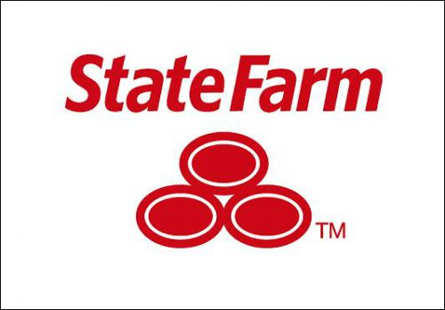 State Farm New Logo Vector Black
