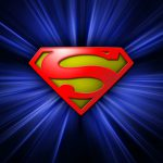 Superman Logo Different Letters