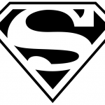 Superman Logo Different Letters From Votes