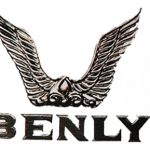 The Benly Model Used Two Wings Honda Logo