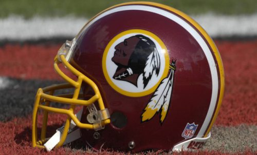 The Topic Changing Redskins Name Has Become Very Sensitive