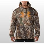 Under Armour Men Camouflage Antler Hunting Hoody