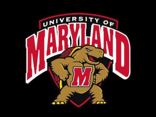 Univeristy Maryland Terrapins Logo