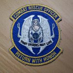 Usaf Pararescue Combat Rescue Officer Return Honor Patch