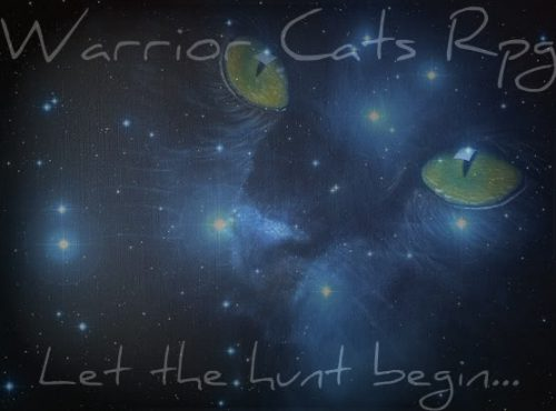 Warriors Cats Rpg