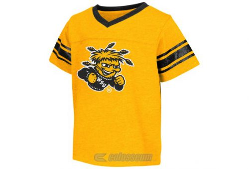 Wichita State Shockers Famous Toddler Girls Shirt