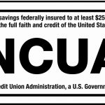 Your Savings Federally Insured Least And