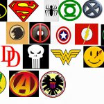 All Super Hero Logos Heroes And Names