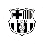 Barcelono Black And White Logo