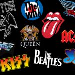 Best Band Logos Music History Come From The World Classic Rock