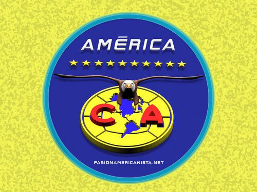 Club America Soccer Logo For Pinterest
