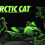 Displaying Images For Green Arctic Cat Logo