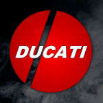 Ducati Logo And Some Smoke Yuud Deviantart