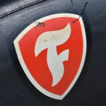 Firestone Tire Logo Detail Texas
