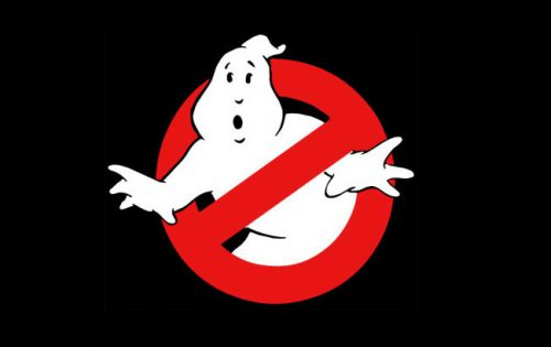 Ghostbusters Ghost Logo Design