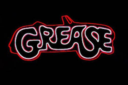 Grease Car Logo Why Lightning Babies And