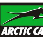 Green Arctic Cat Logo Flag