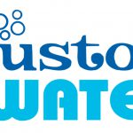 Logo And Bottled Water