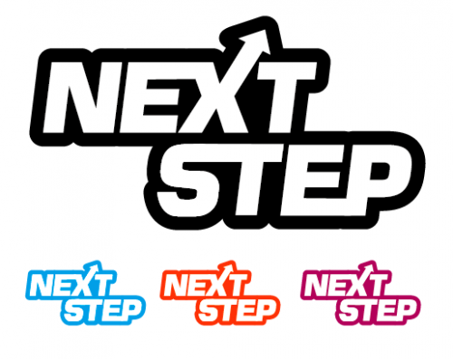 Next Step Logo Meg Nelly