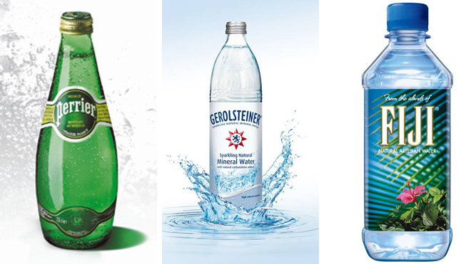 Top Bottled Waters