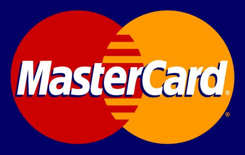 Visa Mastercard Accepted Picture