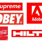 Why Are Many Logos Red And White