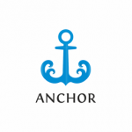 Anchor Logo Design Examples Toppersworld Cool