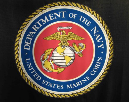 Back Images For Official Marine Corps Logo