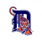 Detroit Tigers Logo Cake Ideas And Designs