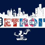 Here Pretty Cool One Detroit All The Team Logos