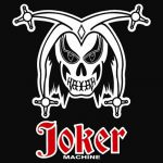 Joker Logo Machine