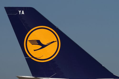 Lufthansa Logo Brings The