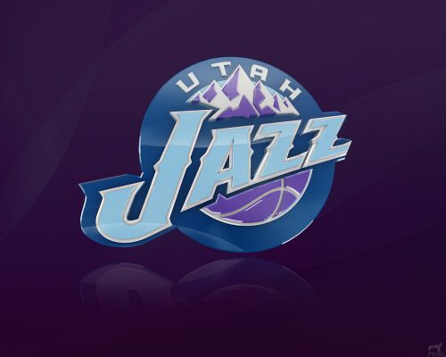 Starting Utah Jazz Logo History Brand