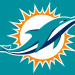 The Dolphins Decided Toss Colors And Menacing Dolphin Logo