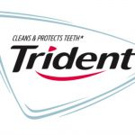 Trident Logo Out Symbol
