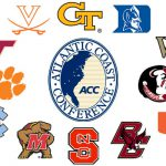 Take Good Look That Acc Logo And The Logos Schools