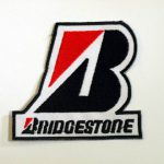 Bridgestone Tires Logo Patches Tyre