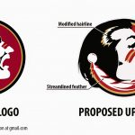 Jodi Slade Illustration Fsu Logo Redesign Artist Staff Member