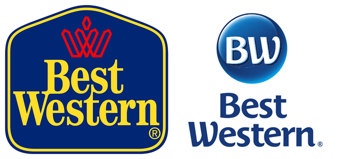 The Best Western Logo Has Changed Old One Use Since