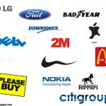 Funny Recession Logos Online Now
