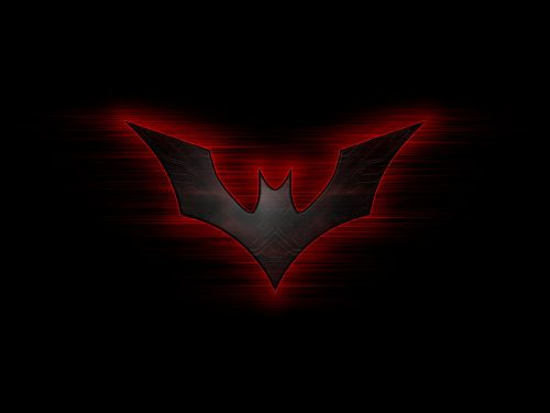 Batman Beyond Chest Logo