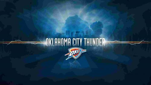 Oklahoma City Thunder Logo Nba