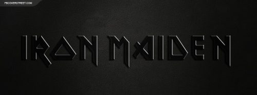 Iron Maiden Logo Facebook Cover