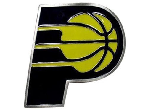 Indiana Pacers Nba Logo Belt Buckle