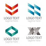 Abstract Geometric Logos Pack