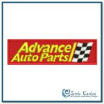 Advance Auto Parts Logo Embroidery Design
